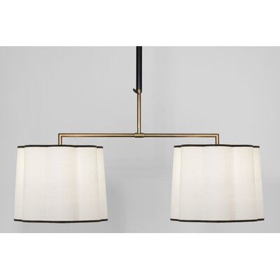 Robert Abbey Axis 4 Light Pendant