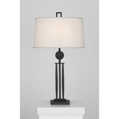 "Robert Abbey Badru 26.5"" H Table Lamp with Empire Shade"