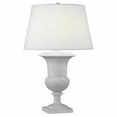 "Robert Abbey Helena 30"" H Table Lamp with Oval Shade"