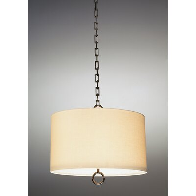 Robert Abbey Jonathan Adler Meurice 2 Light Drum Pendant