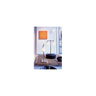 Robert Abbey Rico Espinet Tatu Small Base Torchiere Table Lamp