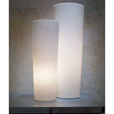"Robert Abbey Rico Espinet Marina Small Torchiere 17.5"" H Table Lamp with Drum Shade"