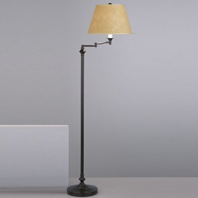 Robert Abbey Wilton Swing Arm Floor Lamp
