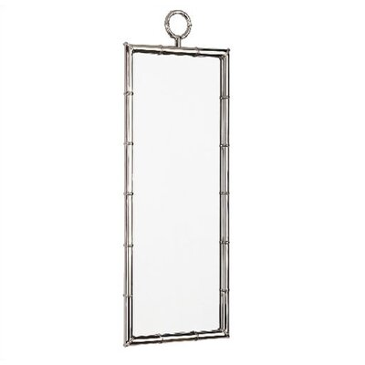 Jonathan Adler Meurice Mirror in Polished Nickel