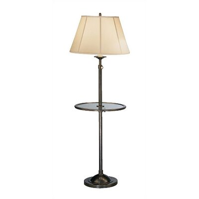 Floor lamps features tray table wayfair for Floor lamps with tray tables