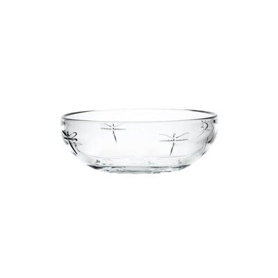 French Home Gourmet LaRochere Dragonfly Coupelle Bowl (Set of 6)
