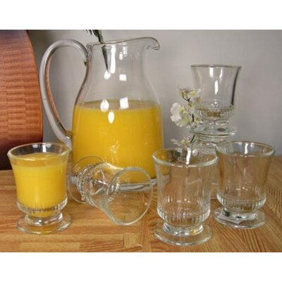 French Home Gourmet LaRochere Parisian 7 Piece Juice Set