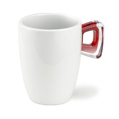 Omada Square Coffee Porcelain Mug