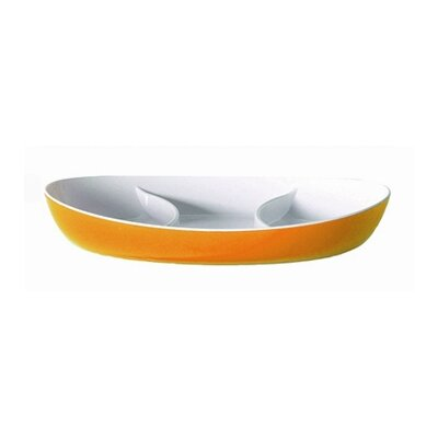 Omada Trendy Hors D'Oeuvre Oval Serving Dish
