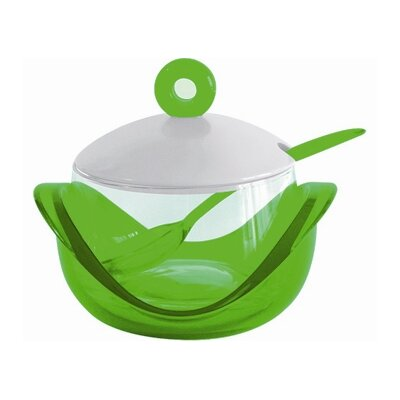 Omada Dressing Glass Grated Cheese Bowl