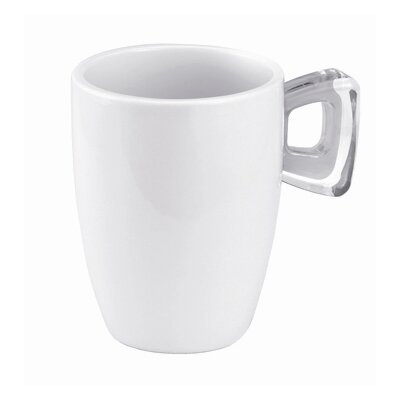 Omada Square Coffee Porcelain Mug (Set of 4)