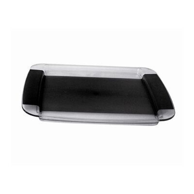 Omada Square Coffee Rectangular Serving Tray