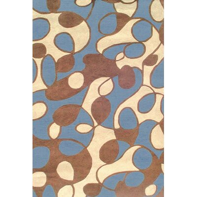 Duracord Outdoor Rugs Sawgrass Mills Chance Blue Multi-Colored Rug