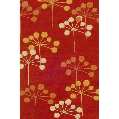 Duracord Outdoor Rugs Sawgrass Mills Juneberry Red Rug