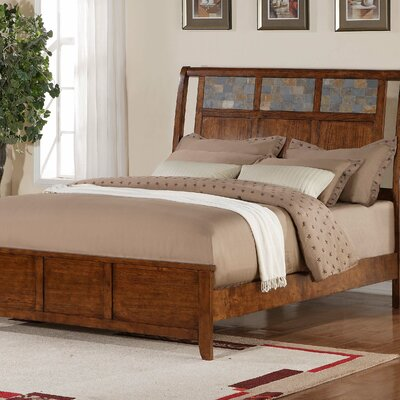 Vantage Fine Furniture Carlisle Mosaic Panel Bed