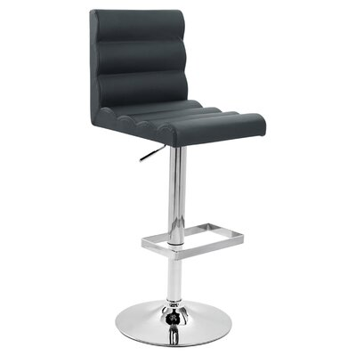 Creative Images International Adjustable Swivel Bar Stool