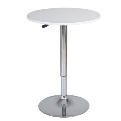 Creative Images International Contemporary Adjustable Height Pub Table