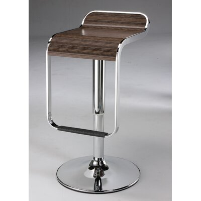 "Creative Images International 21"" Adjustable Swivel Bar Stool"