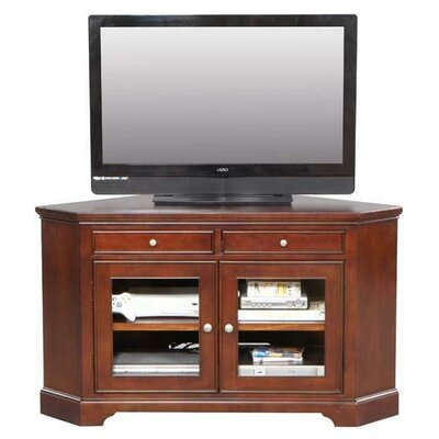 "Winners Only, Inc. Topaz 55"" Corner TV Stand"