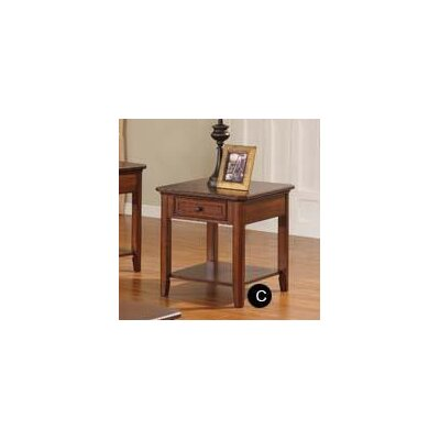Winners Only, Inc. Topaz End Table