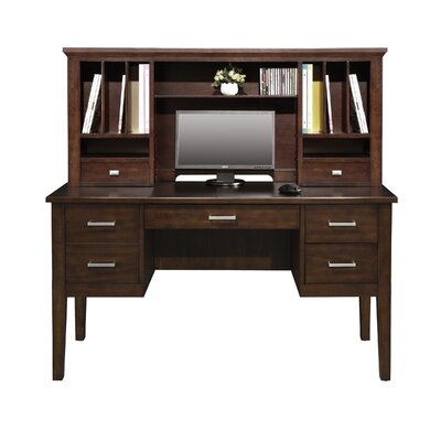 Winners ly Inc Desk with Hutch & Reviews