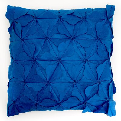 Debage Inc. Textured Flower Pillow