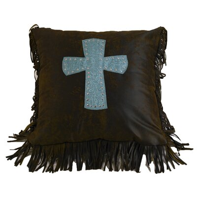 Cheyenne Cross Polyester Pillow