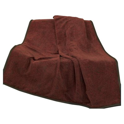 Wilderness Ridge Reversible Polyester Throw