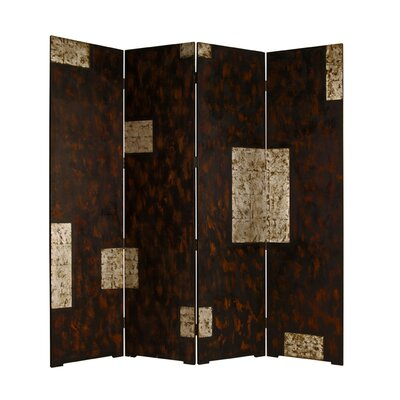 Evolution Decorative Wood Double Sided Room Divider