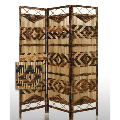 Palm Diamond Indoor / Outdoor Decorative Room Divider