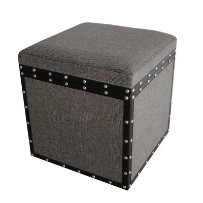 Mandalay Square Storage Stool