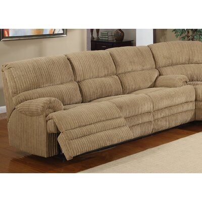 AC Pacific Denton Reclining Sofa