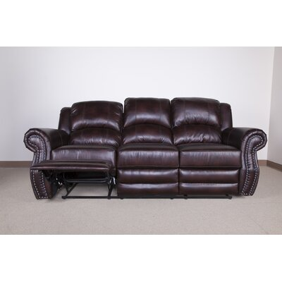 AC Pacific Fulton Reclining Sofa