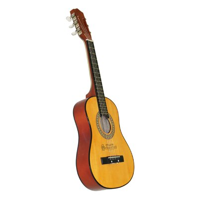 Schoenhut Six Metal String Guitar in Oak / Mahogany
