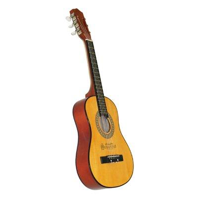 Schoenhut Six Metal String Guitar in Oak / Mahogany