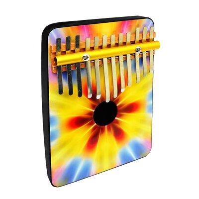 Schoenhut Tie Dye 12 Note Thumb Piano
