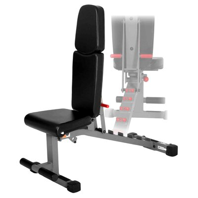 X-Mark Commercial Rated Dumbbell Adjustable Ab Bench