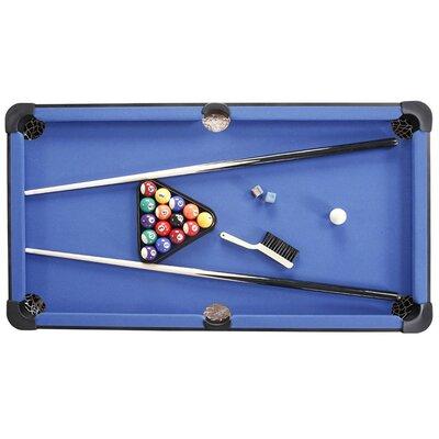 Games Sharp Shooter 3 39 Table Top Pool Table Reviews Wayfair