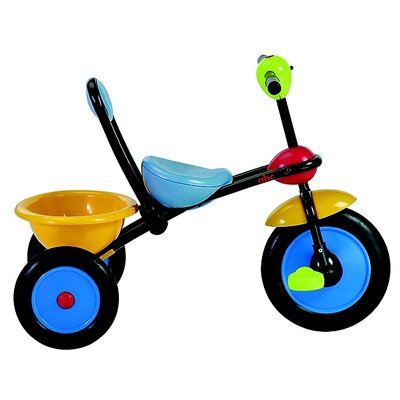 Italtrike ABC Tricycle with Tipper Bin