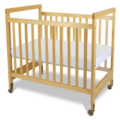 Foundations SafetyCraft Compact Size Clearview Crib