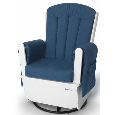 Foundations SafeRocker SS Swivel Glider Rocker