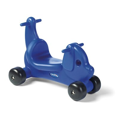 CarePlay Puppy Dog Push/Scoot Ride-On