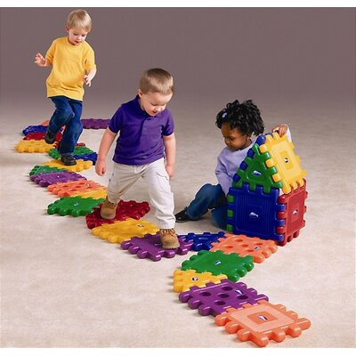 CarePlay Grid Blocks Building Set (Set of 32)