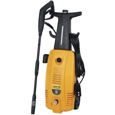 Steele Products 1800 PSI Electric Pressure Washer