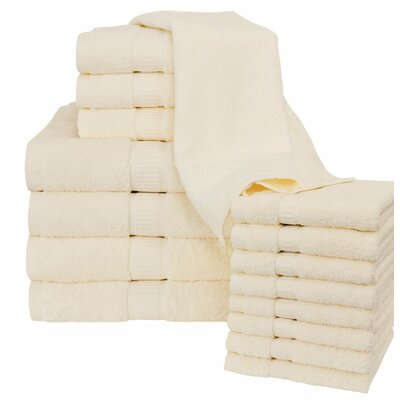 Growers 16 Piece Towel Set