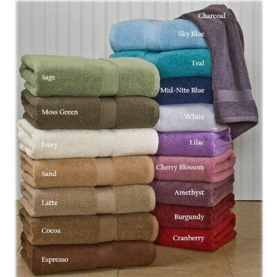 Calcot Ltd. Growers Bath Sheet (Set of 2)
