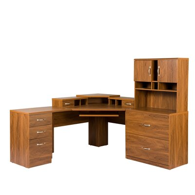 os home office furniture office adaptations corner desk with monitor