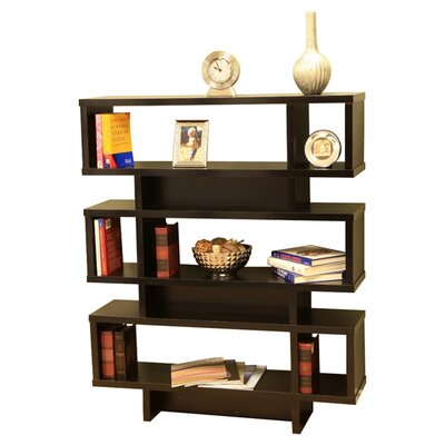 "Mega Home Tier Display Cabinet 53"" Bookcase"