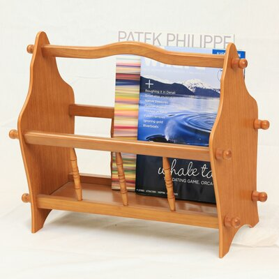 Mega Home Magazine Rack