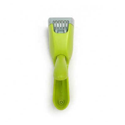 Boon Hand-Held Fruit and Vegetable Slicer in Green / Gray